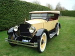 1923 6-40 Touring Moon - Gilles Godbout
