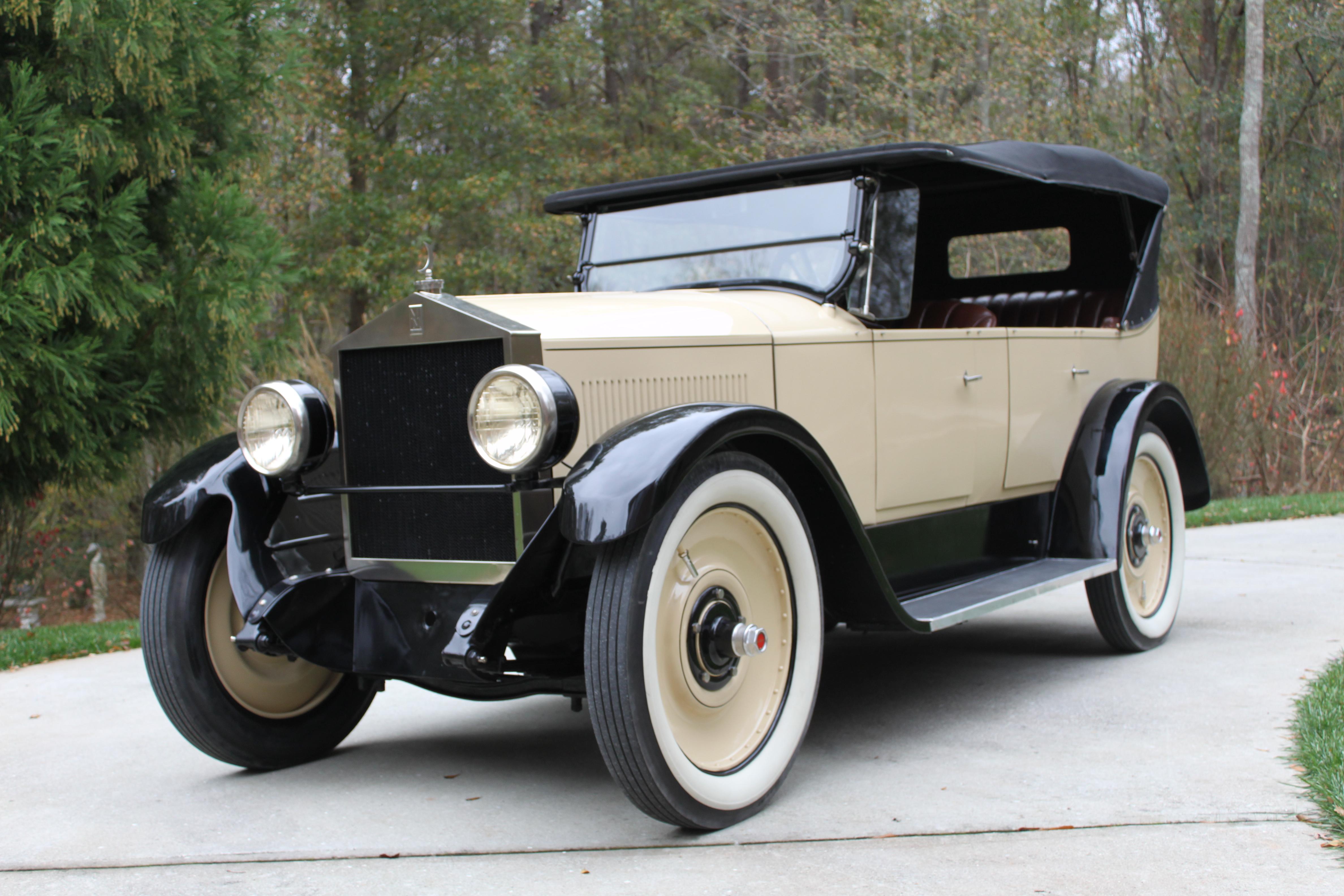 1922 6 40 Moon Touring Moon Cars