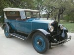 1924 6-40 Series U Touring Moon - Joe Ribar