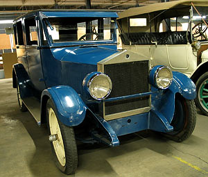 1924 Series A Sedan Moon - George Staly