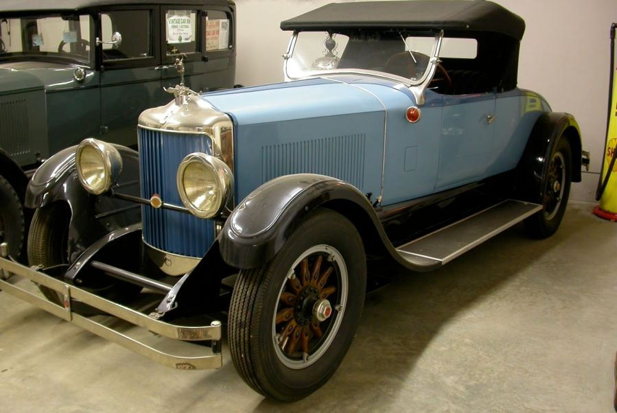 1926 Diana Roadster - Terry Johnson