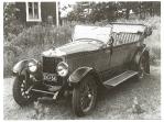 1927 Diana Touring - Georg Von Pfaler