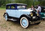 1927 Series A Brougham Moon - Ron & Linda Moon
