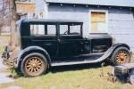 1927 Diana 2 Dr Sedan - Curt McConnell
