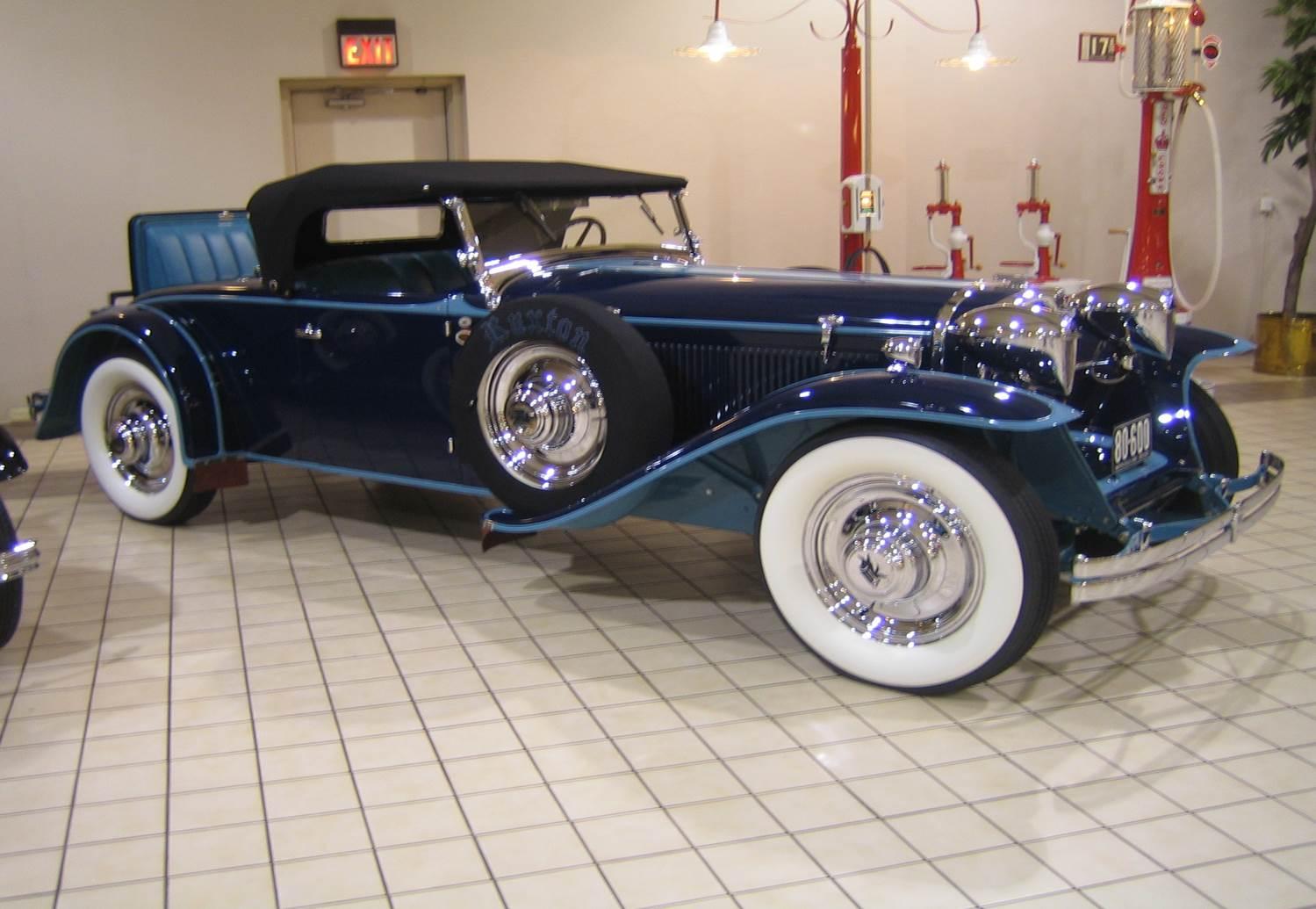 1930 Ruxton Model C Baker Raulang Roadster Moon Cars