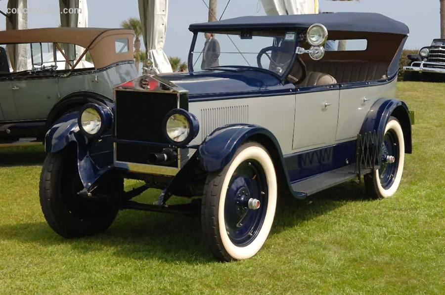 1924 Series A Touring Moon - Jeff Buckley