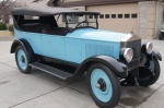 1923 6-40 Moon Touring - Chuck Keller