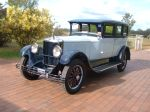 1926 Diana Sedan - Ron Thorpe