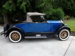 1927 Series A Arrowhead Roadster Moon - Ron & Linda Moon