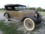 1922 6-40 Touring Moon - Will Moon