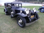 This Ruxton was made by Moon Motor Car Company - Owner Name Withheld