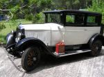 1927 Moon 6-60 Sedan 2 Dr Jubilee - Allan Bujayer