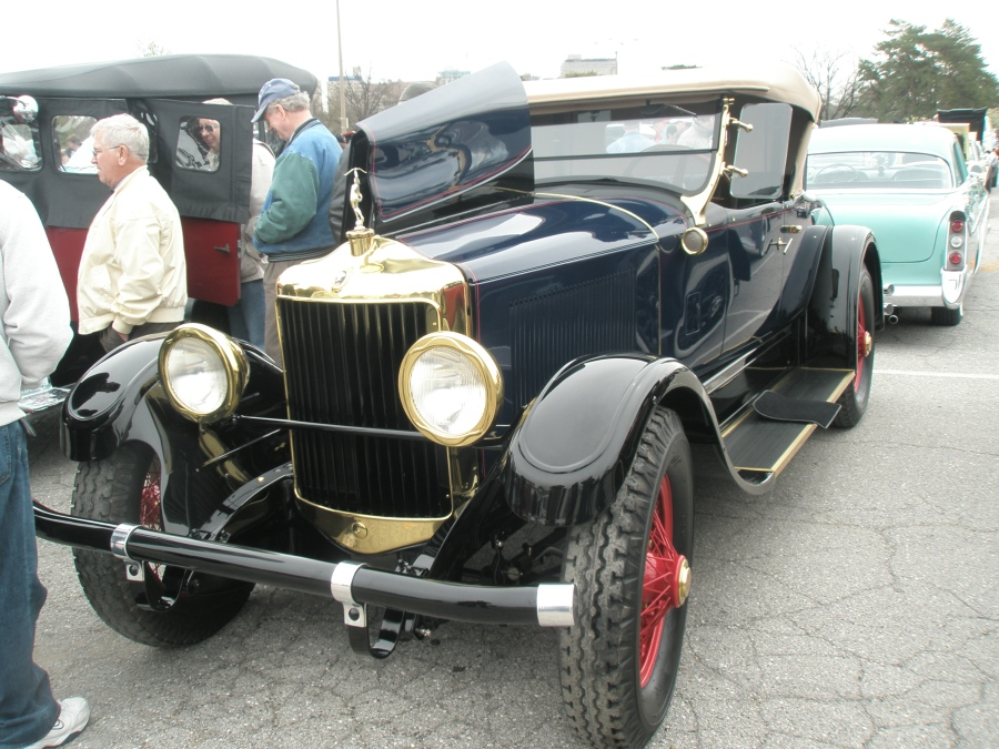 1928 Diana Palm Beach Special Roadster made by Moon - Jerry Ball