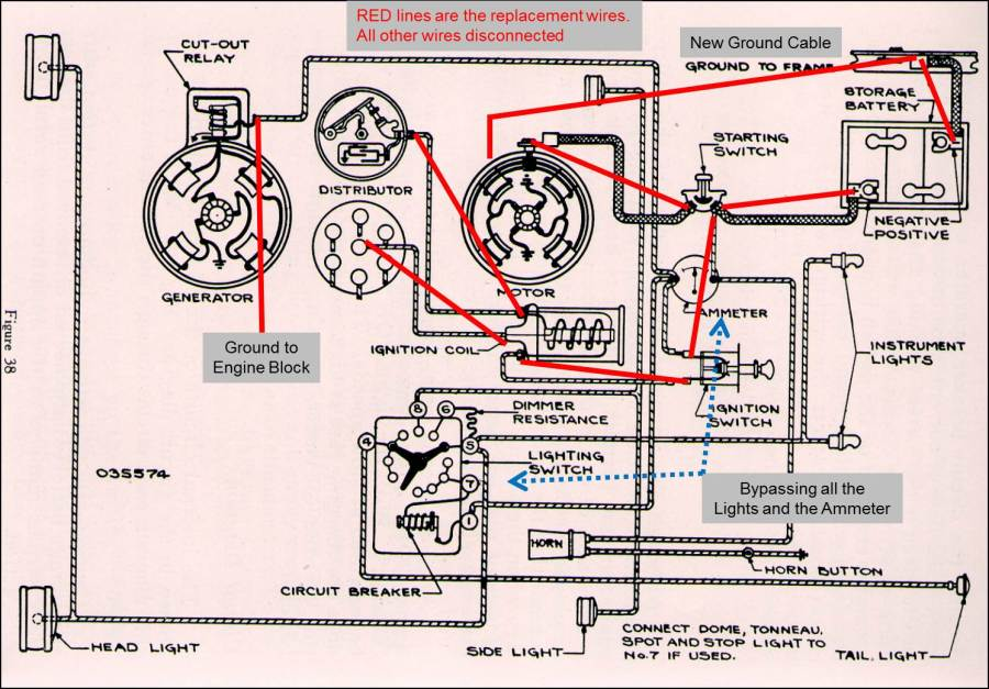 1925 series a wiring diagram revised