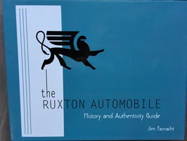 Ruxton Book Cover
